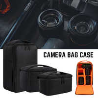 Wasserdichte Kamera Fall Multi-funktionale Kamera Handtaschen Video Digital DSLR Tasche Outdoor Foto Tasche Kamera Fall für Nikon Canon