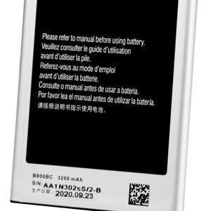 Image 3 - เปลี่ยนทดแทนSamsungแบตเตอรี่สำหรับGalaxyหมายเหตุ3 N900 N9002 N9009 N9008 N9006 N9005 Note3 B800BC B800BEพร้อมNFC 3200MAh