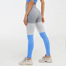 Seamless Women Energy Leggings Fitness Running Yoga Pants High Waist Leggings Push Up Leggings Sport Girl Gym Leggings