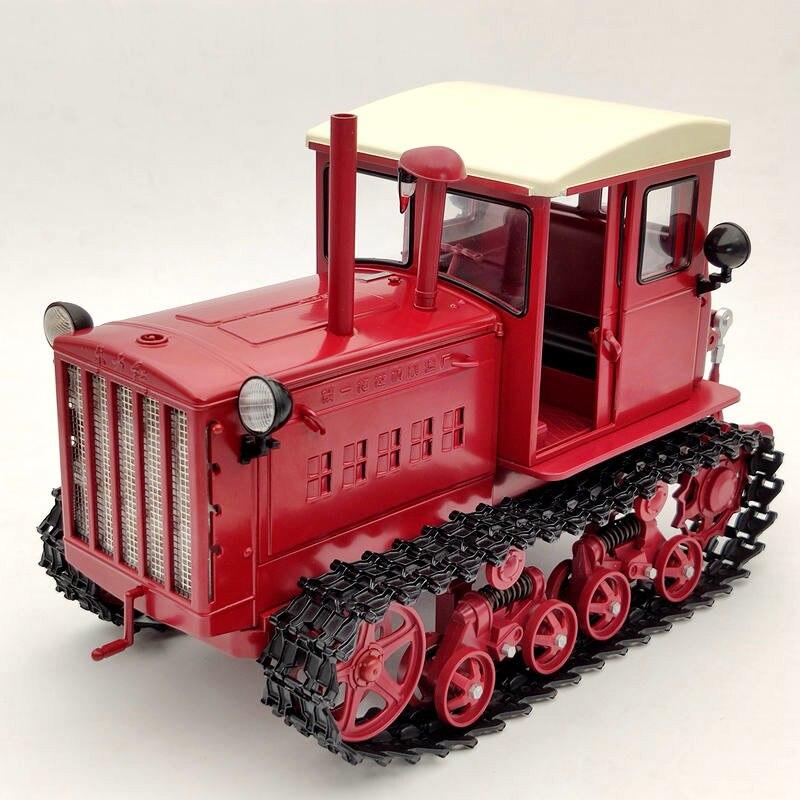 Tracteur sur chenilles a traction thermique Free Lance sur base de char Pershing HENGLONG H3114127fd5954b19946d8c0b54b9db051