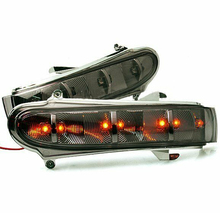 2pcs Car Turn Signal Light For Mercedes W220 S320 S430 S500 W215 LED Side Mirror Turn Signal Light High Quality Car Lights