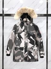 Kanada Goose Emory Parka oryginalny 2020 nowy kanada Goose kurtka dla mężczyzn wiatroszczelna ciepłe płaszcze zimowe dla mężczyzn Fashion Style m tanie tanio CANADA GOOSE Nie ma (pochodzenie) REGULAR 30M Canada Goose Emory Parka Na co dzień zipper Pełna Zamki Grube Suknem COTTON