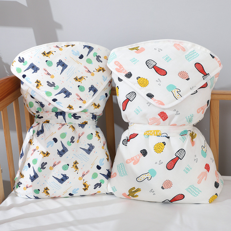 Cotton Blankets for Infants and Young Children Hold Blankets for Fall and Winter