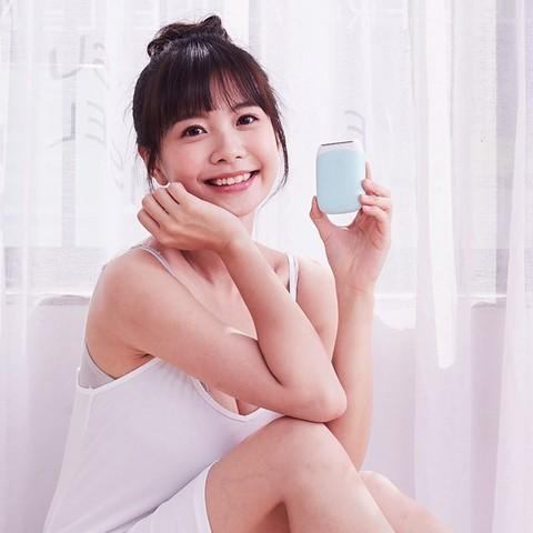 Original Xiaomi SMATE ST-L36 Electric Epilator Hair Removal Trimmer Women USB Rechargeable Mini Portable Smooth Shaver Epilator Lahore