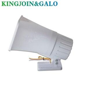 Image 3 - 12v bocina de alarm 30W horm para alarm de seguridad bocina 150DB bocina de sirena system alarmowy de incendios bocina