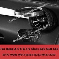 Klimaanlage Steckdose Auto Wasser Tasse Halter Für Benz A C E G S V Klasse GLC CLS GLB W177 w205 W213 W464 W222 X253 C257 W464