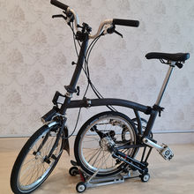 Trp1536 trp1536 para brompton bicicleta de montagem de bicicleta trigo