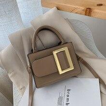 MJ Fashion Women Messenger Bags PU Leather Small Crossbody Shoulder Bag Chic Female Purse Bags Ladies Handbag Tote Bag