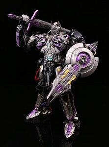 Image 5 - Unique Toys Transformaton UT R 02 R 02B R02 R 02V OP Commander MasterPiece MPM Knight Warrior Action Figure Robot Model Toys