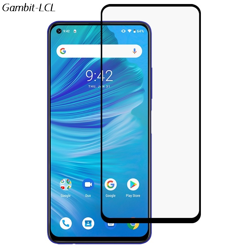 2PCS For UMIDIGI Power 3 / UMIDIGI F2 6.53