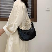 Bolsos De Mujer Stone Pattern Retro PU Leather Crossbody Small Shoulder Messenger Bag Lady Phone Handbags And Purses