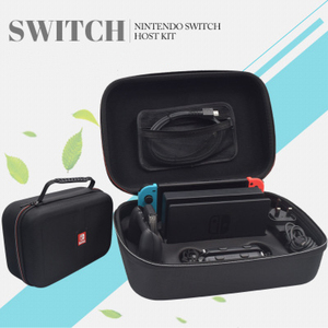 Image 2 - Multifunction Hard Case for Nintend Switch NS Console Storage for Nitendo Switch Accessories Big Capacity Travel Carrying Bag