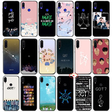 GOT7 Got7 Jackson wang Soft Silicone Case voor Xiaomi Redmi K20 S2 7A 6A 6 Pro 5 Plus 5A voor redmi GAAN 4A 4X(China)