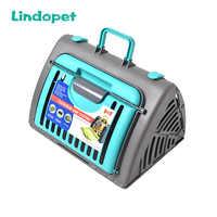 Nouvelle boîte à Air Perro de transfert Durable avec poignée sac de Transport de chat étui de Chien de vol en plastique offre spéciale étui pour animaux de compagnie pour voyager