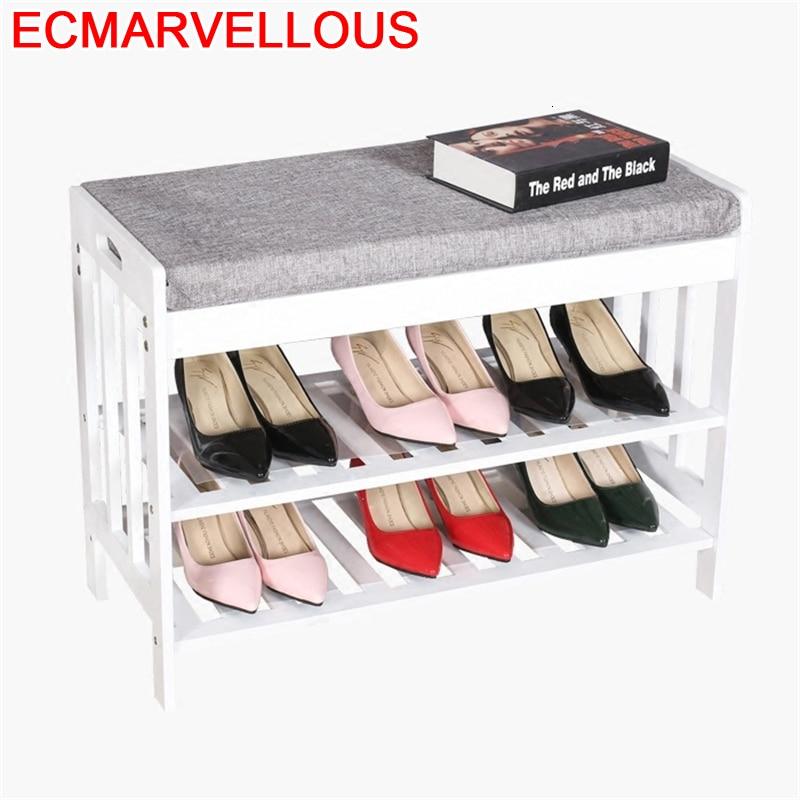 font b Closet b font Storage Hogar Meuble Chaussure Sapateira Retro Mueble Organizer Furniture Zapatero