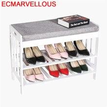 Closet Storage Hogar Meuble Chaussure Sapateira Retro Mueble Organizer Furniture Zapatero Organizador De Zapato Shoe Rack