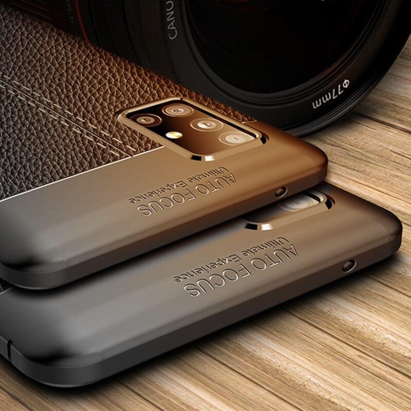 Soft Silicone Case For Samsung Galaxy A51 Case A71 M21 M11 A31 A41 A21S M31 M30S Cover Phone Bumper S20 Ultra Plus Note 10 Lite