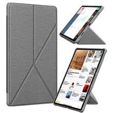 Para lenovo tab p11 pro caso, para lenovo tab p11 TB-J606F TB-J706F suporte magnético inteligente tablet capa