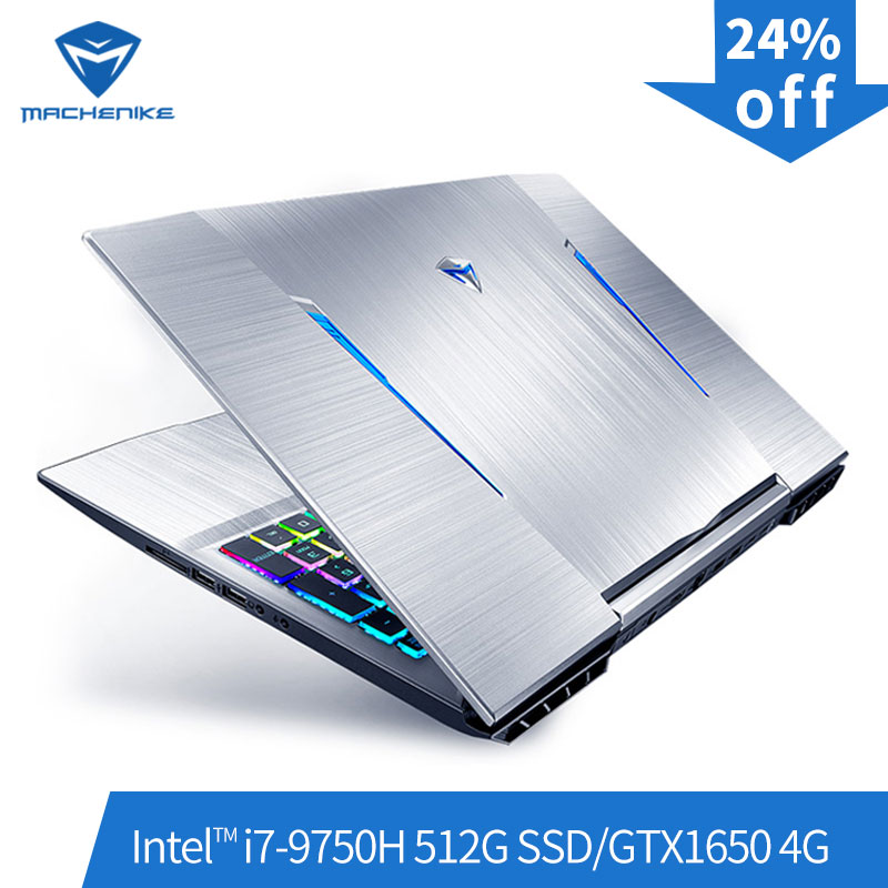 Machenike Gaming Laptop Notebook Intel-Core-I7-9750h T90-TB1 1650/8GB SSD Ram/512g SSD/15.6''