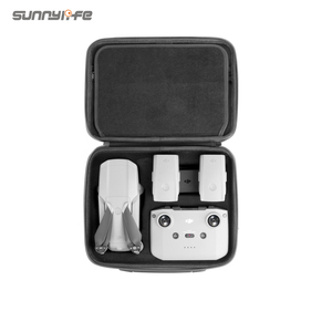 Image 4 - Sunnylife Portable Mavic Air 2 étui de transport sac à bandoulière Drone sac télécommande sac de rangement pour Mavic Air 2