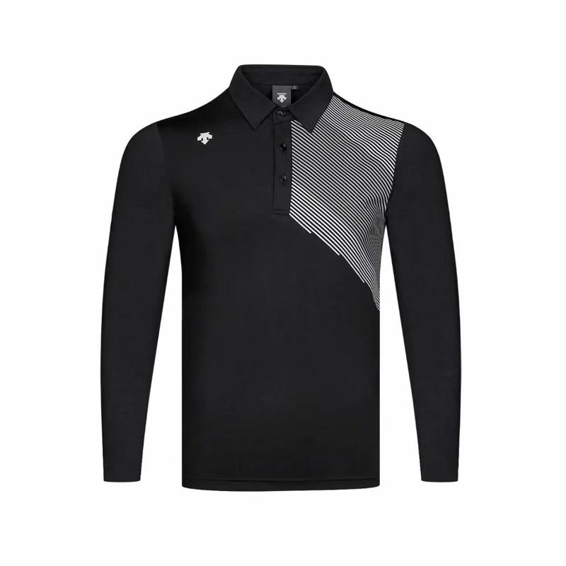 Tourbillonnant vêtements de Golf respirant à manches longues Golf T-shirt 4 couleurs chemise S-XXL au choix Golf vêtements livraison gratuite