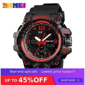 SKMEI 1327 Top Brand Men Smart