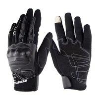 Motorrad Handschuhe Atmungs Volle Finger Racing Handschuhe Outdoor Sports Schutz Reiten Kreuz Dirt Bike Glovesun|Fahrradhandschuhe|   -
