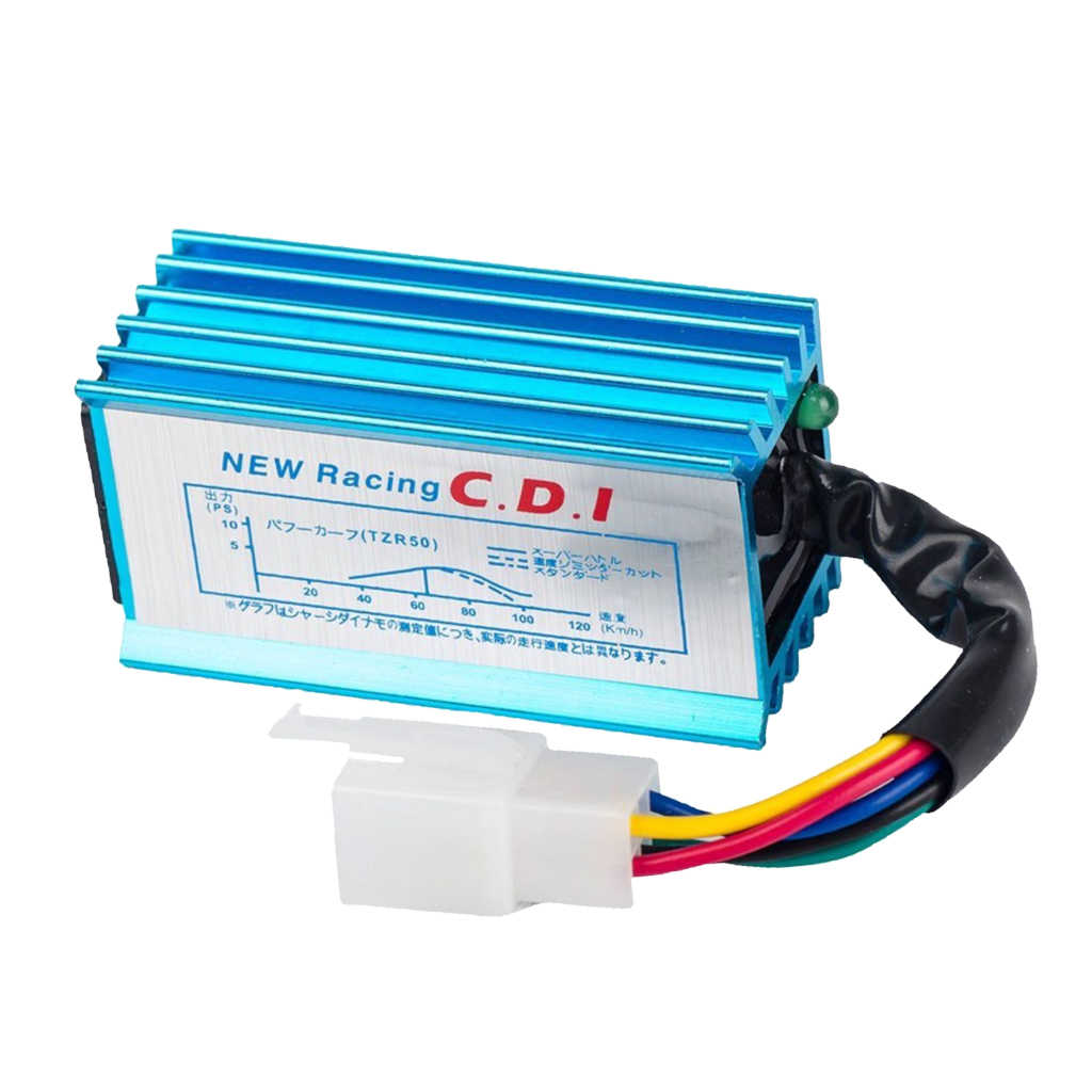 CDI Electronic Ignition System 5 Pin For ATV Motorcycles