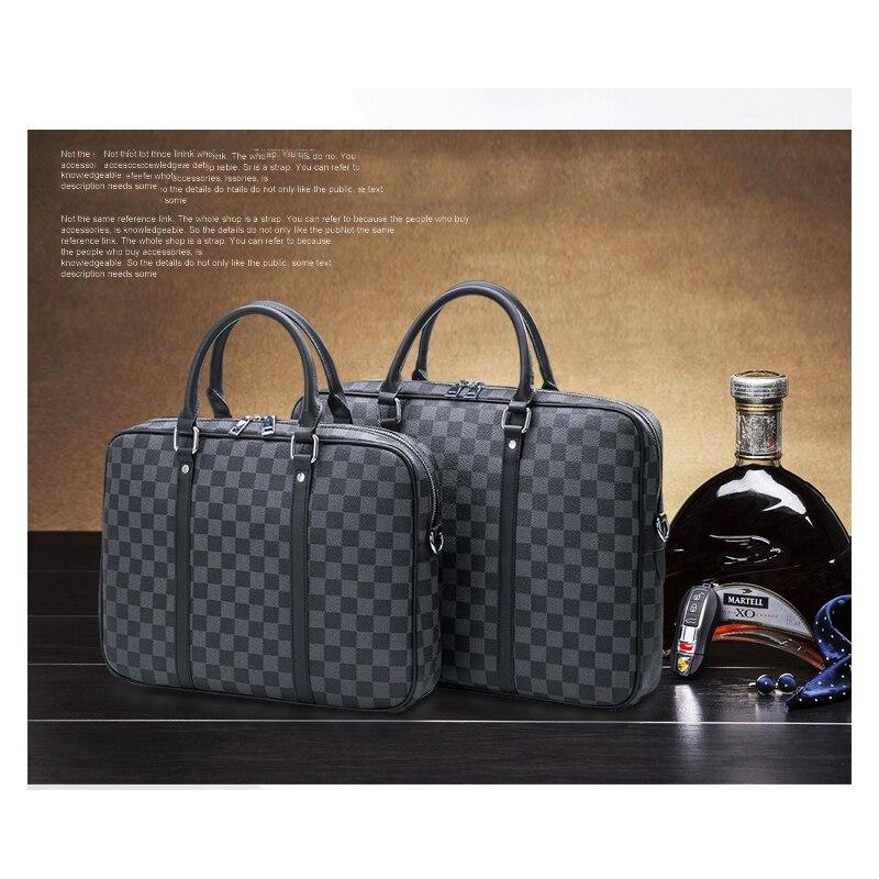 KYYSLO Classic Old Flower Handbag Shoulder Bag Men's Portable Business Briefcase Women's Large-capacity File Computer Bag Unisex