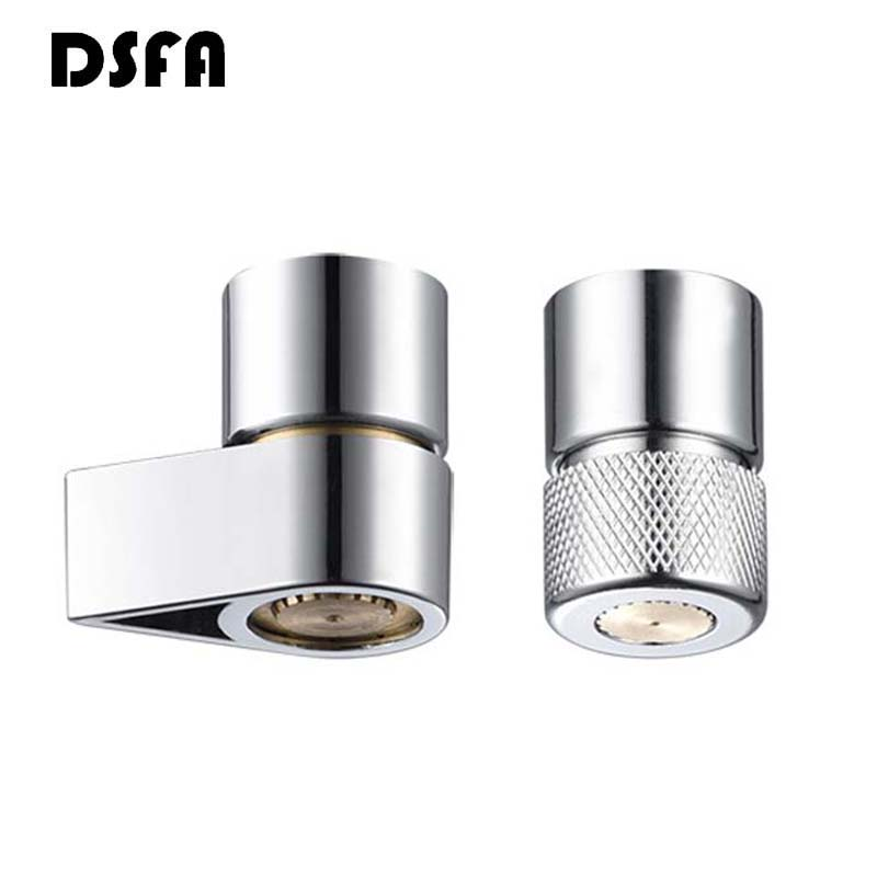 Three Modes Water Saving Aerator Brass Main Body Faucet Aerator Faucet Nozzle Filter Adapter Bubbler Sprayer Water-saving Tap