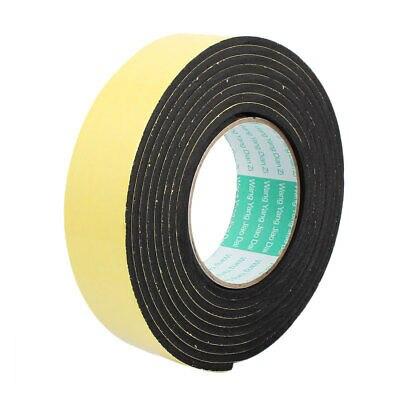 3 метра 40 мм x 4 мм односторонняя клейкая Противоударная губчатая пенная лента желтого цвета