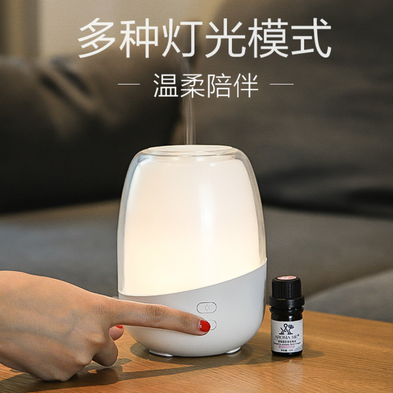 Mute Electric Incense Burner Night Light Ultrasonic Air Humidifier Usb Smell Diffuser Smoke Incense Holder Home Decor MM60XXL