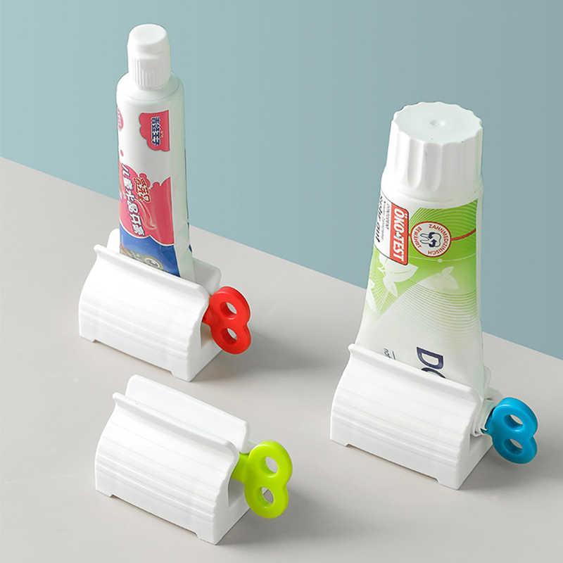 Wonderlife exprimidor de pasta de dientes Set de accesorios de baño, tubo dispensador de pasta dental|Exprimidores de tubo de pasta de dientes| - AliExpress