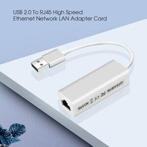 Image 4 - Usb 2.0 para rj45 ethernet lan adaptador de rede rd9700 alta velocidade para mac os android tablet computador portátil windows xp 7 8