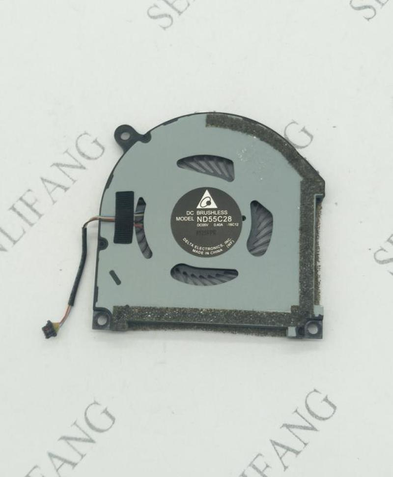 CPU Cooling Fan For Lenovo Ideapad MIIX 5 510 510-12ISK Tablet PC ND55C28-16C12 FRU 55F10M13933