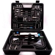 Universal Auto Motor Pflege Wartung Nicht Demontieren Kraftstoff System Reinigung für Gasonline Injektor Reiniger Werkzeuge für benzin Autos