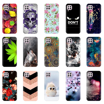 Phone Case for Huawei P40 Lite Case P40 Silicone Painted Soft TPU Phone Back Cover on For Huawei P40 Lite E P 40 Pro Cases Shell фото