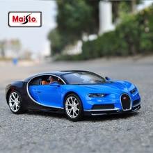 Maisto 1:24 Bugatti  Roadster simulation alloy car model simulation car decoration collection gift toy цена