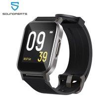 SoundPEATS reloj 1 reloj inteligente con pantalla táctil Fitness Tracker con 12 deportes modos tiempo recordatorio dormir registro