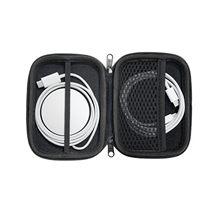 Livraison gratuite sac de rangement de transport boîte organisateur pour chargeur sans fil Mag-safe câble Paquete de protection de carga rápida