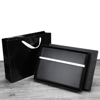 A4 Business Information Bag PU leather Multifunction File Holder Manager Package For Office Storage Supplies Company Year Gifts цена 2017