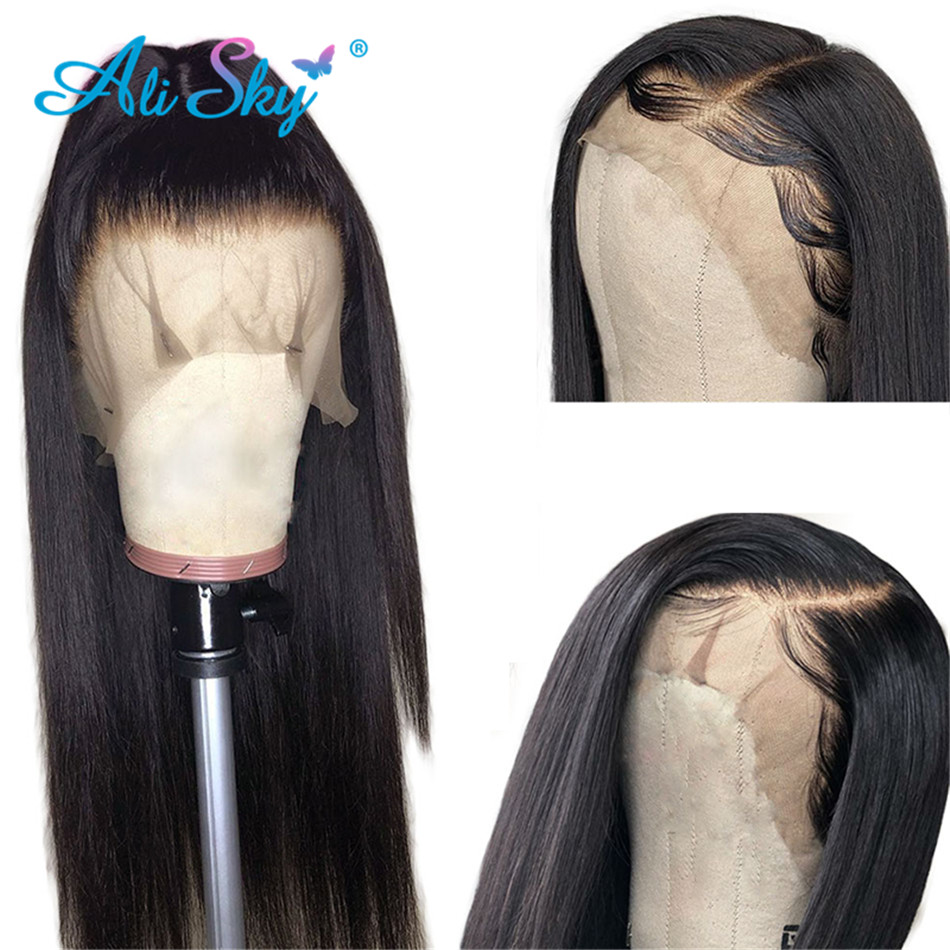 Alibele-Straight-13x4-Lace-Front-Human-Hair-Wigs-150-Peruvian-Remy-Human-Hair-Wig-for-African_??