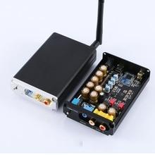 Беспроводной ресивер Lossless HIFI CSR8675 APTX HD Bluetooth 5,0 адаптер ES9018K2M I2S DAC декодирование 24 бит TWS 3,5 M RCA