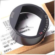 Запасная часть для sony DSC-RX100M7 DSC-RX100 VII зум-объектив передняя крышка кольцо
