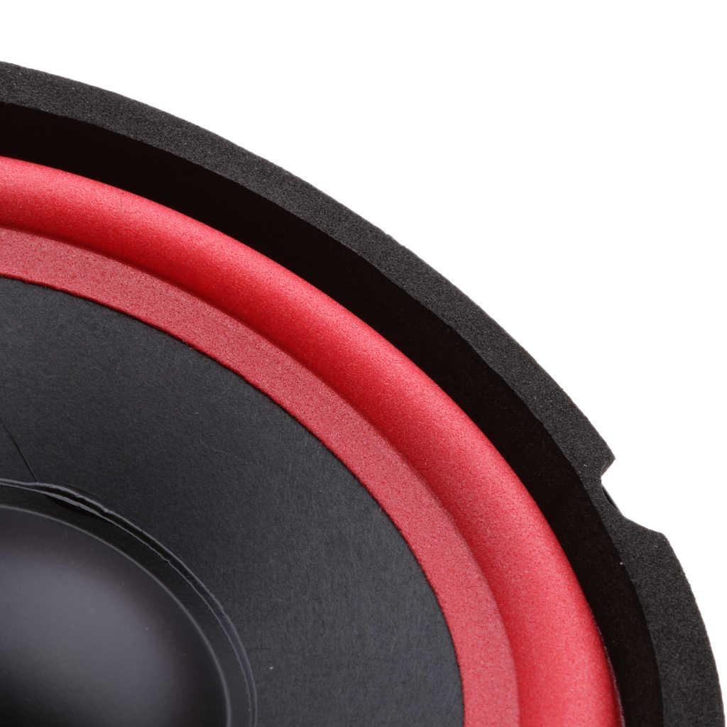 5 дюймов 2Way автомобильный аудио динамик 4 Ом Сопротивление 25 Вт Максимальная мощность сабвуфер Среднечастотный динамик для автомобиля стерео звуковая система