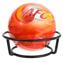Огнеупорный шар AFO Автоматический Огнетушитель шар легкий бросок стоп пожаропотери инструмент безопасности 0,77 кг/1,7 кг автоматическая самоактивация