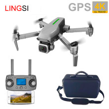 5G WIFI 1000M FPV GPS With 4K HD Camera 3-Axis Stable Gimbal 25 Mins Flight Time RC Drone Quadcopter RTF Brushless Motor(China)