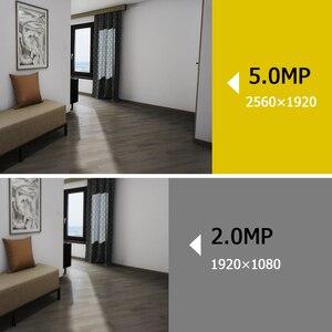 Image 2 - Hiseeu 2MP 5MP POE IP kamera H.265 1080P mermi CCTV IP kamera ONVIF POE NVR sistemi kapalı ev güvenlik gözetleme IR kesim