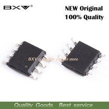 Circuits intégrés originaux et nouveaux UC3842A SOP8 UC3842 SMD, 10 pièces