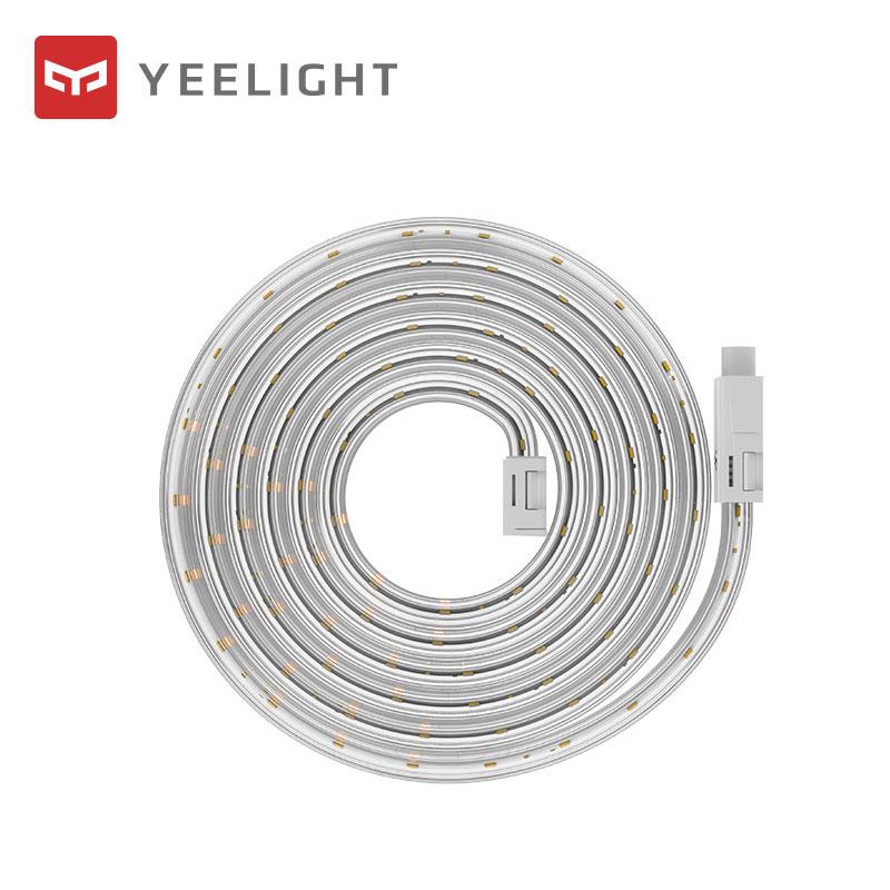 YEELIGHT 30m Smart LED Light Strip 2700K-6500K APP Bluetooth Remote Control Voice Control Intelligent Linkage Smart Home(China)